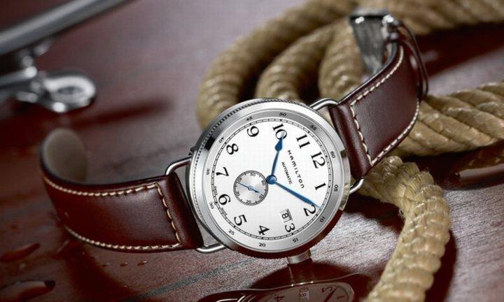 Chronomètre marine Hamilton 4952754-7393539