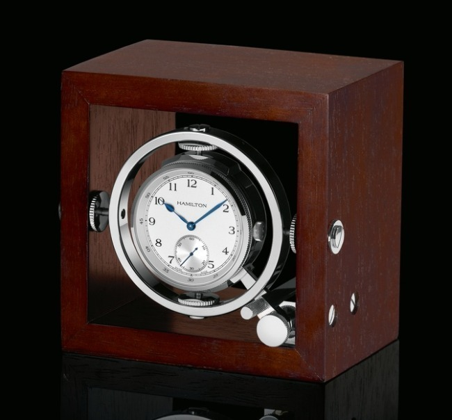 Chronomètre marine Hamilton 4952754-7393607