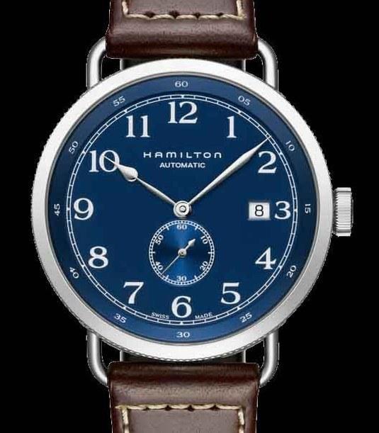 Chronomètre marine Hamilton 4952754-7393608