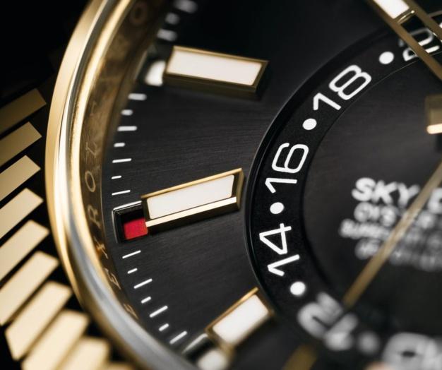 Rolex Sky-Dweller Oysterflex