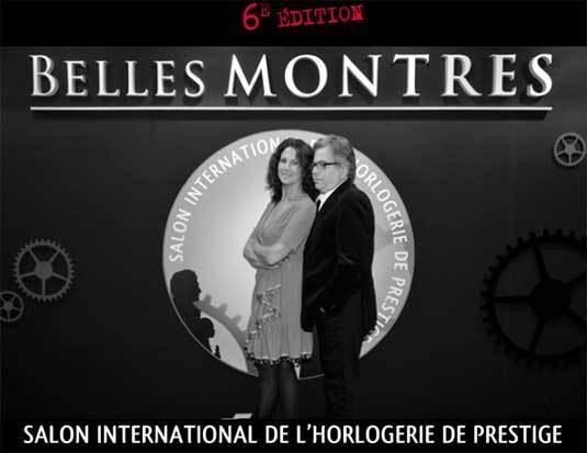 Salon Belles Montres : petit bilan de la 6ème édition
