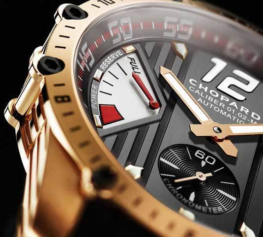 Chopard Classic Racing Superfast : sportives 100% manufacture