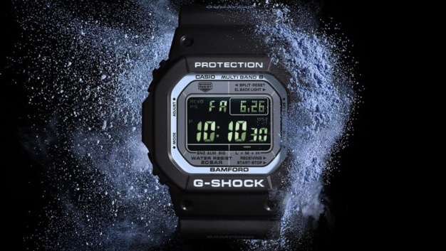 G-Shock Bamford London