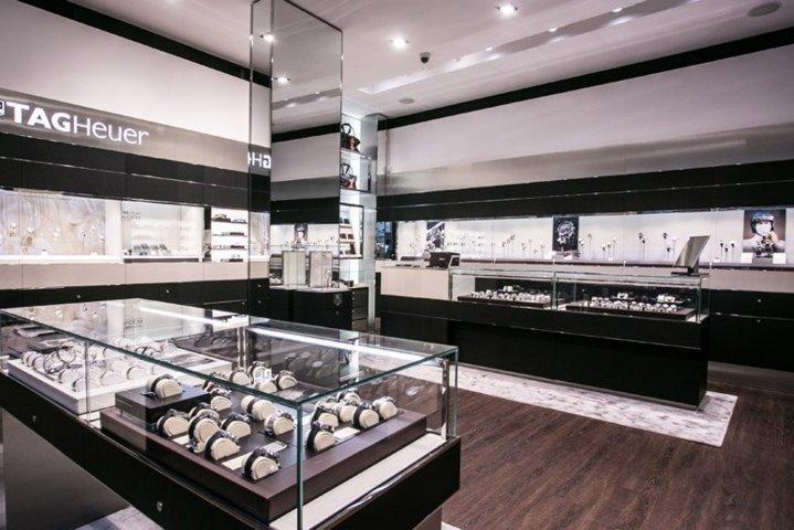 TAG Heuer : ouverture d'une première boutique Genève