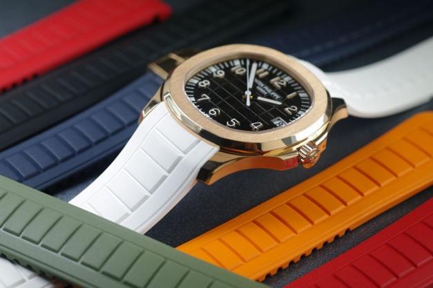 RubberB : enfin un bracelet en caoutchouc pour l'Aquanaut