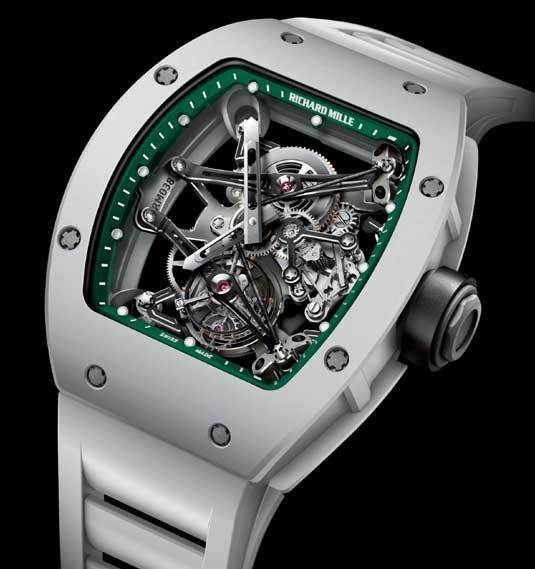 Richard Mille Tourbillon RM 038 Bubba Watson Victory