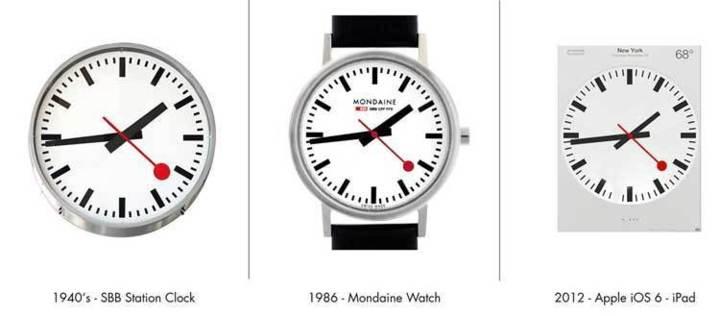 Mondaine : les utilisateurs d'iPad à la découverte de la fameuse horloge des Chemins de Fer Suisse