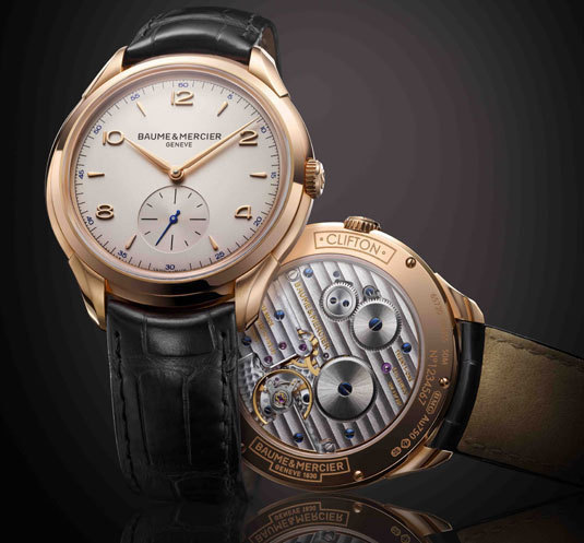 Baume & Mercier Clifton 1830