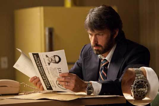 Argo, Ben Affleck, copyright Warner Bros
