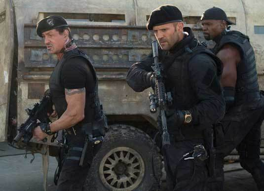 Expendables 2, DR