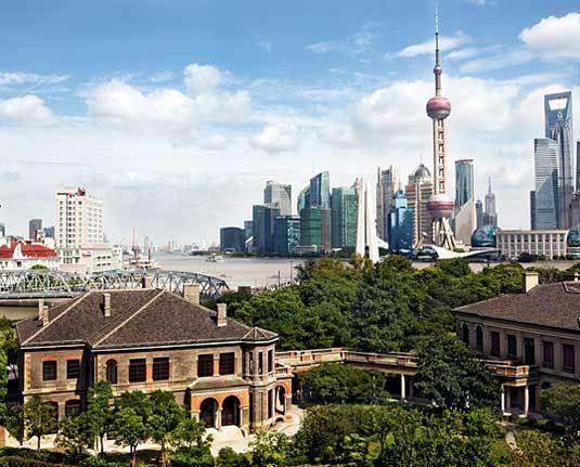 Maison Patek Philippe à Shanghai