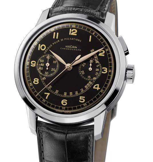 Vulcain 50's Presidents' Chronograph Heritage 4995194-7459175