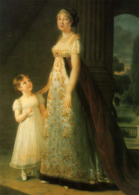 Caroline Murat, Reine de Naples