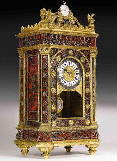 Breguet : la Pendule Sympathique « Duc d'Orléans »