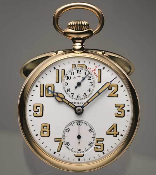 Zenith : le montre-réveil de poche du Mahatma Gandhi
