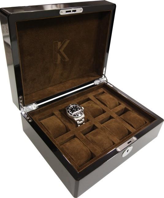kronokeeper des coffrets de montres entr e de gamme. Black Bedroom Furniture Sets. Home Design Ideas