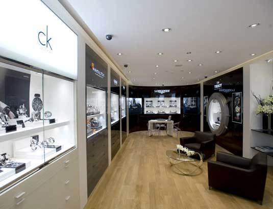 Hour Passion : ouverture rive gauche d'un nouveau concept de boutiques pour le Swatch Group