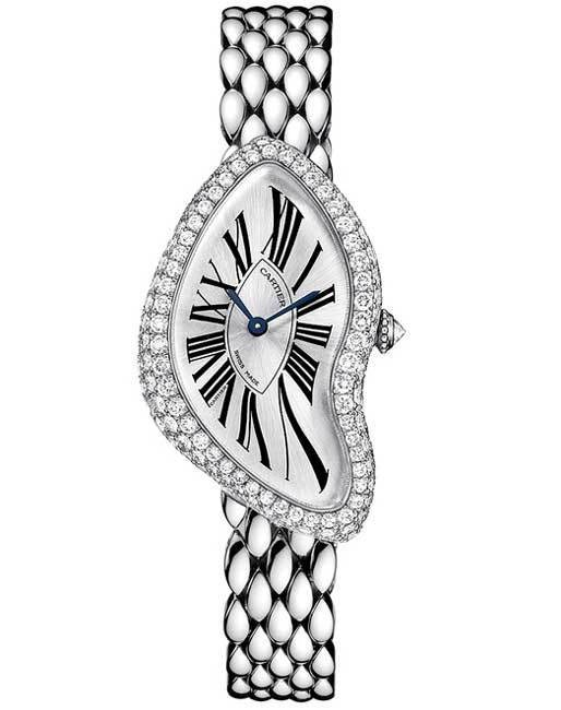 Cartier Crash, copyright Ali Mahdavi Cartier 2012