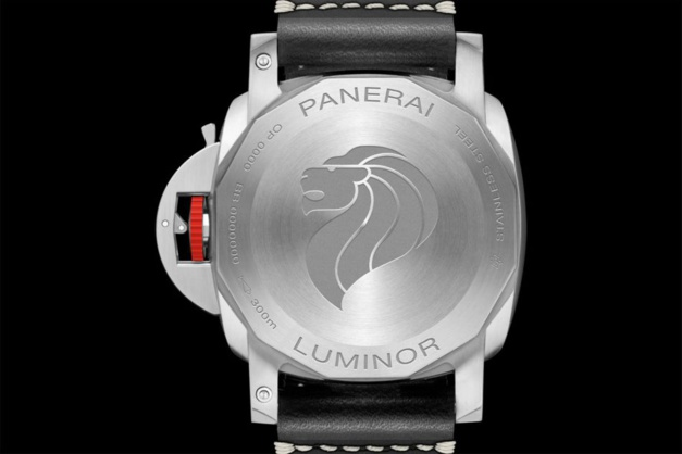 Panerai Luminor GMT Ion Singapore Edition PAM 1177