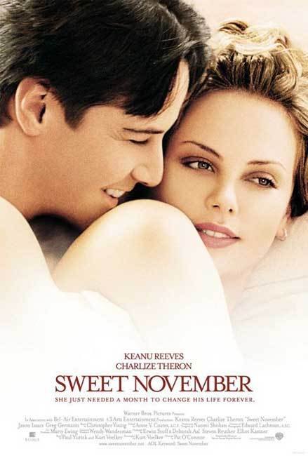 Sweet November Keanu Reeves Hamilton Lindwood Viewmatic