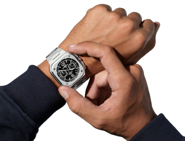chrono Bell & Ross BR 05