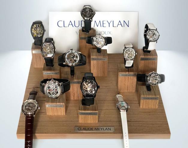 Display Claude Meylan 100% écofriendly