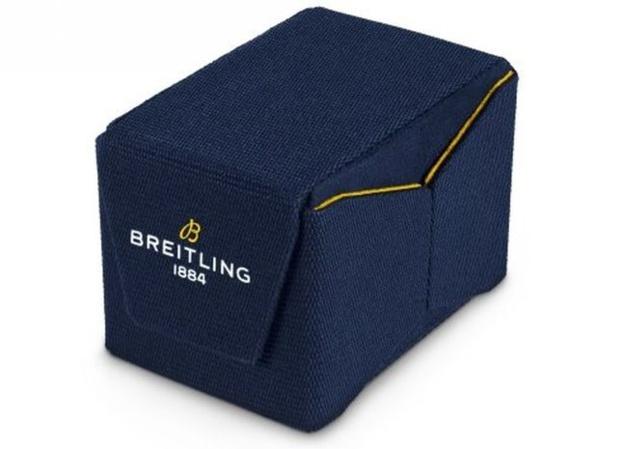 Breitling lance un écrin conforme aux principes de développement durable