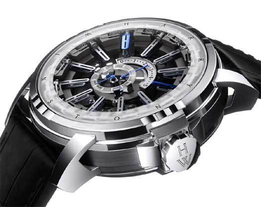 Swatch Group rachète Harry Winston pour 750 millions de dollars