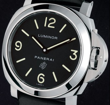 Luminor Base LOGO de Panerai (réf PAM 00000)