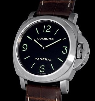 Luminor Base de Panerai (réf PAM 00176)