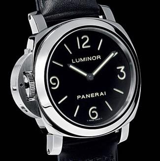 Luminor Base Left-Handed de Panerai (réf PAM 00219)