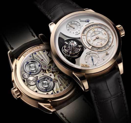 Jaeger-LeCoultre : le Duomètre Sphérotourbillon doublement récompensé par la presse horlogère