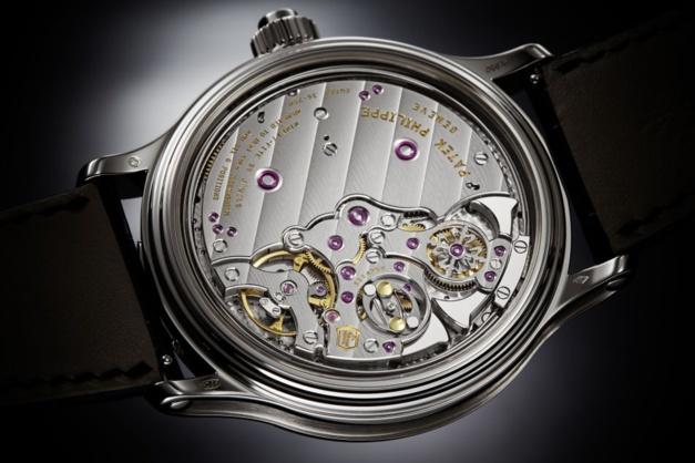 Patek Philippe : de l'art du son en horlogerie avec cette référence 6301P