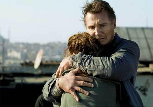 Taken 2 : Liam Neeson porte une Hamilton Jazzmaster
