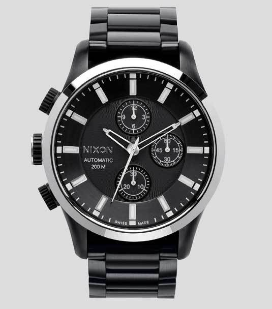 Nixon : The Automatic Chrono LTD