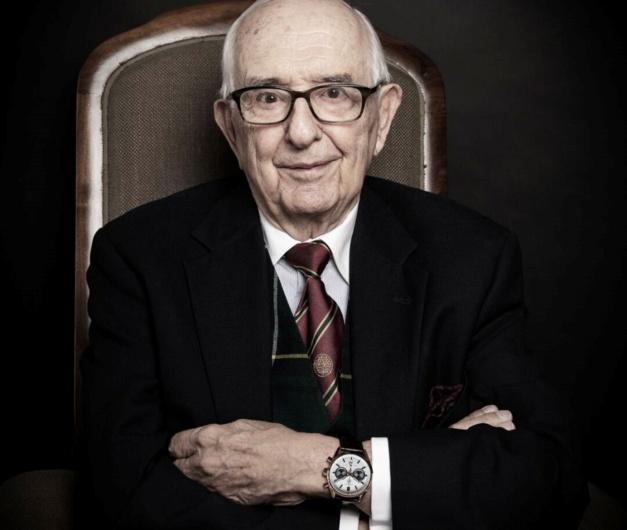 TAG Heuer : une Carrera en or rose pour le 88ème anniversaire de Jack Heuer