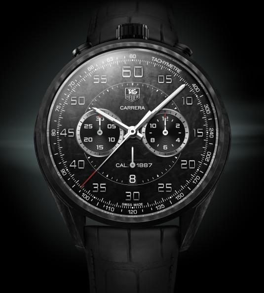 TAG Heuer Carrera CMC concept chronographe