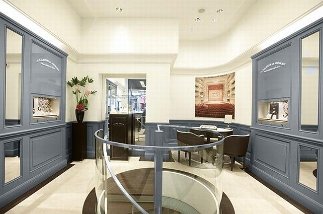 Lange & Söhne ouvre une boutique exclusive rue de la Paix à Paris