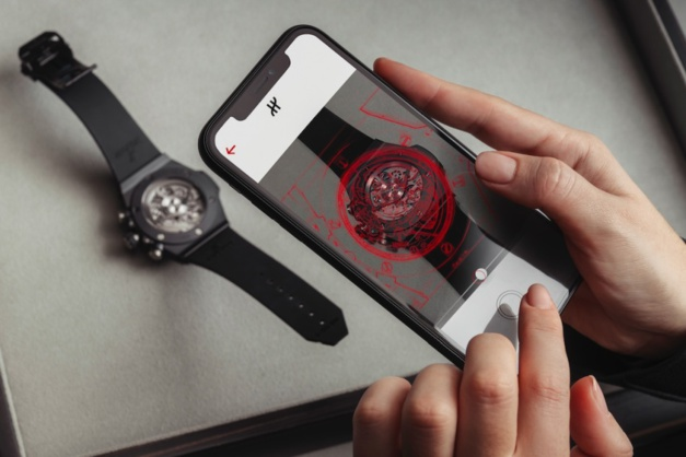 Hublot e-warranty : quand une montre devient son propre certificat de garantie