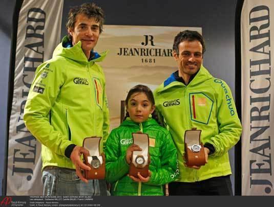 JeanRichard : partenaire du Trophée Mer Montagne lors de sa 20ème édition à Saint-Gervais Mont-Blanc