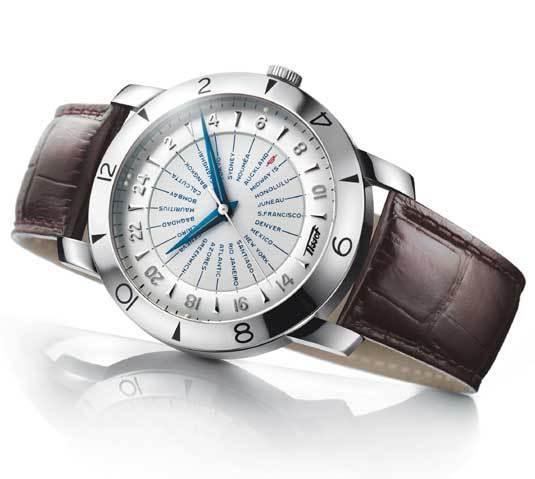 Tissot Heritage Navigator  5195911-7752687
