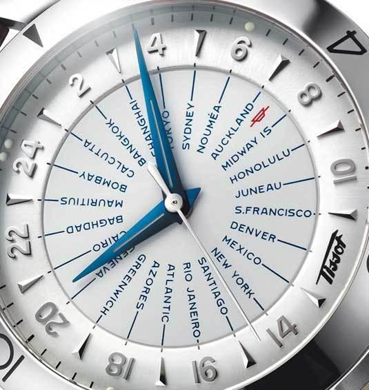 Tissot Heritage Navigator  5195911-7752697