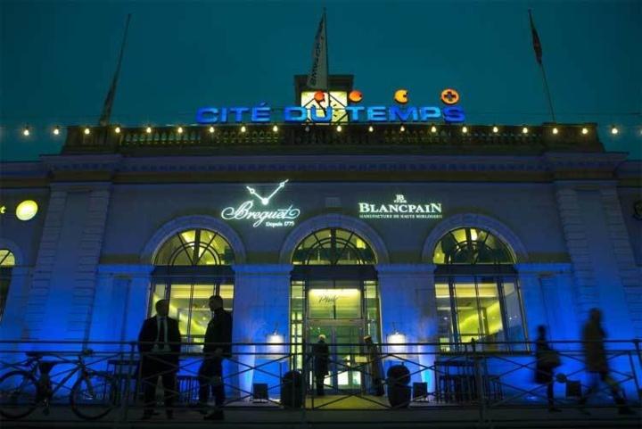 Genève : exposition Breguet l'innovateur. Inventeur du Tourbillon à la Cité du Temps