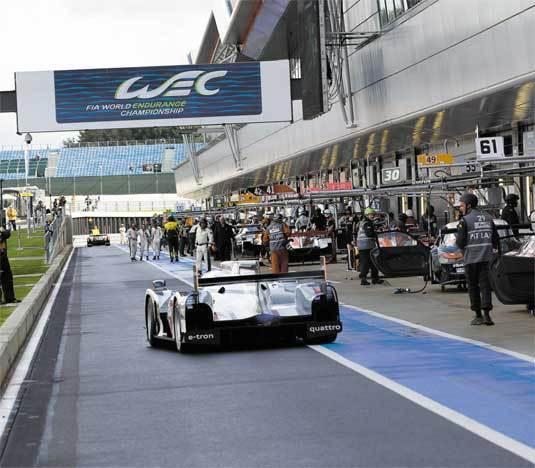 Tudor : « Timing partner » du championnat du monde d'endurance FIA