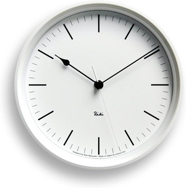 Rikki Steel clock