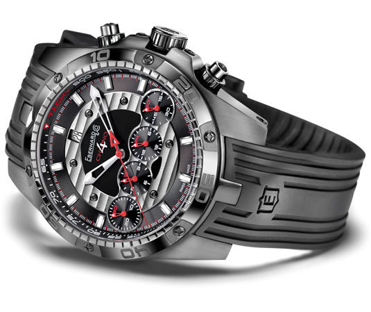 Eberhard Chrono 4 Geant Full Injection Edition Limitée