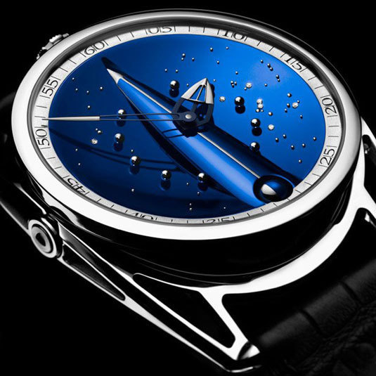 De Bethune DB28 Skybridge : sky is the limit