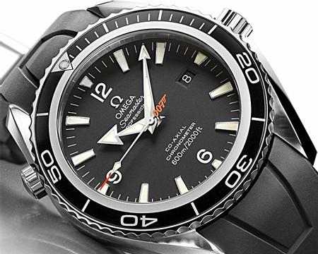 Une exposition Omega James Bond à Genève jusqu'à fin janvier 2007