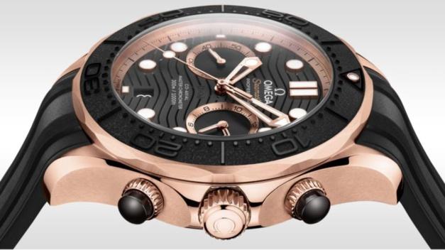 Omega Seamaster Professional Diver 300M : plongeuse ET chrono voire même... GMT