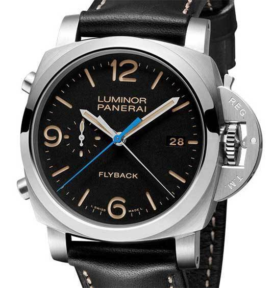 Panerai Luminor 1950 3 Days Chrono Flyback – 44 mm : contemporain et vintage à la fois…